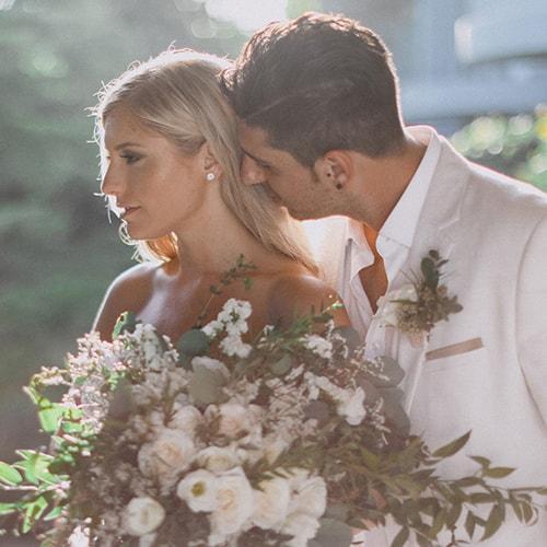 Axioo: Organic Tropical Wedding