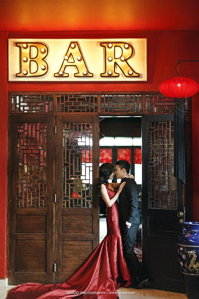 Axioo: Oriental Delight